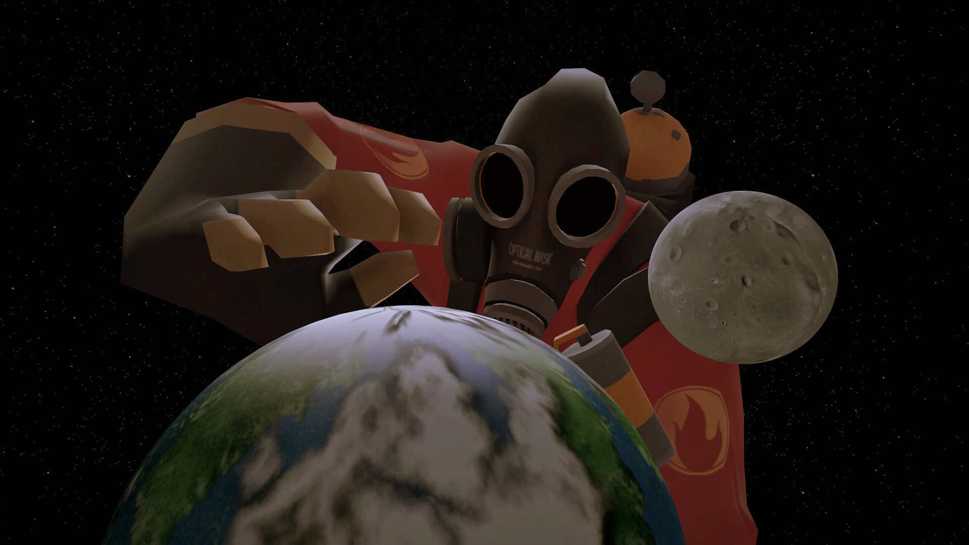 Pyro Destroyer of the lost planets