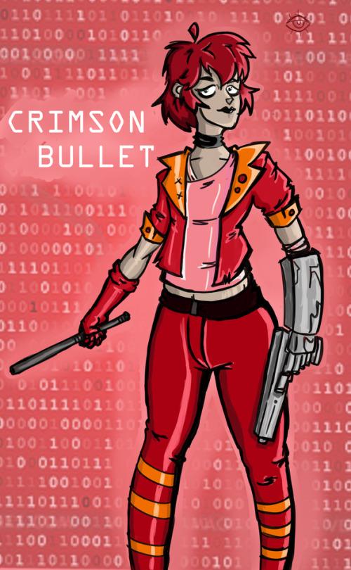 Crimson Art