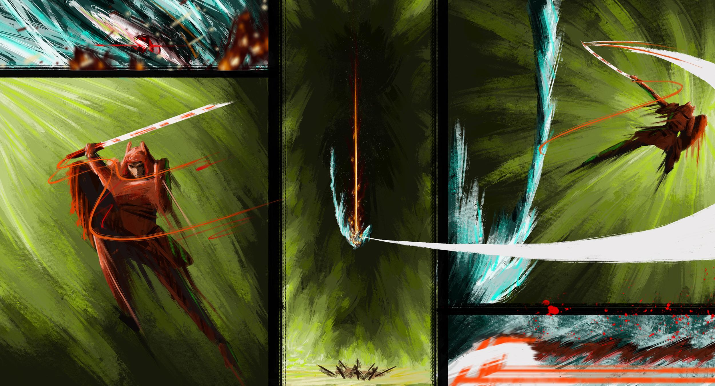 Cut - 04 - The Pillar's Beast II
