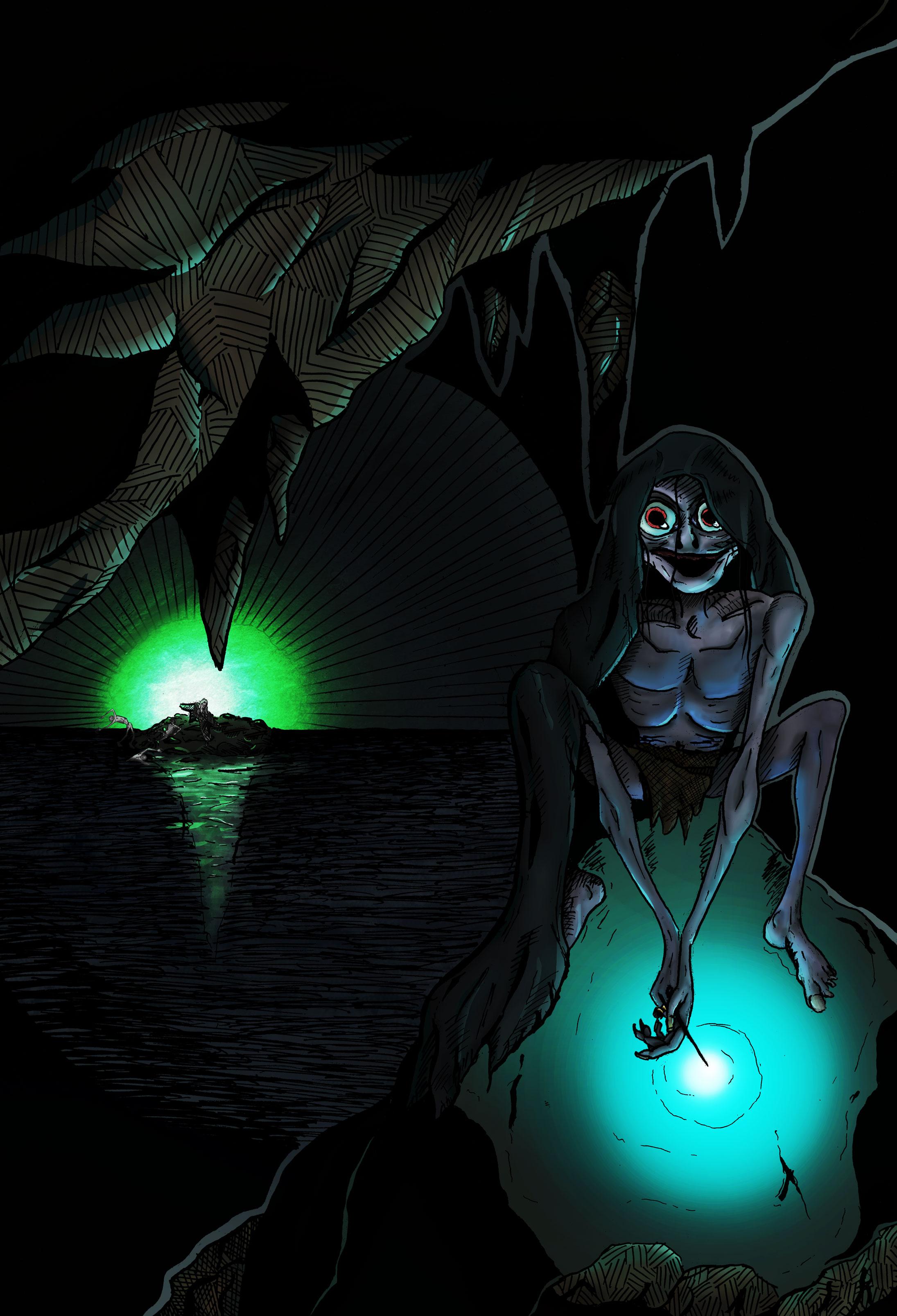 Riddle in the Dark