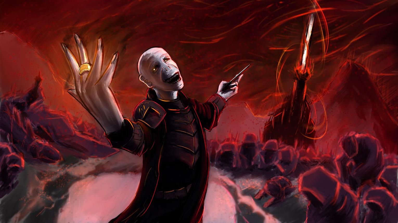 Avatar of Evil