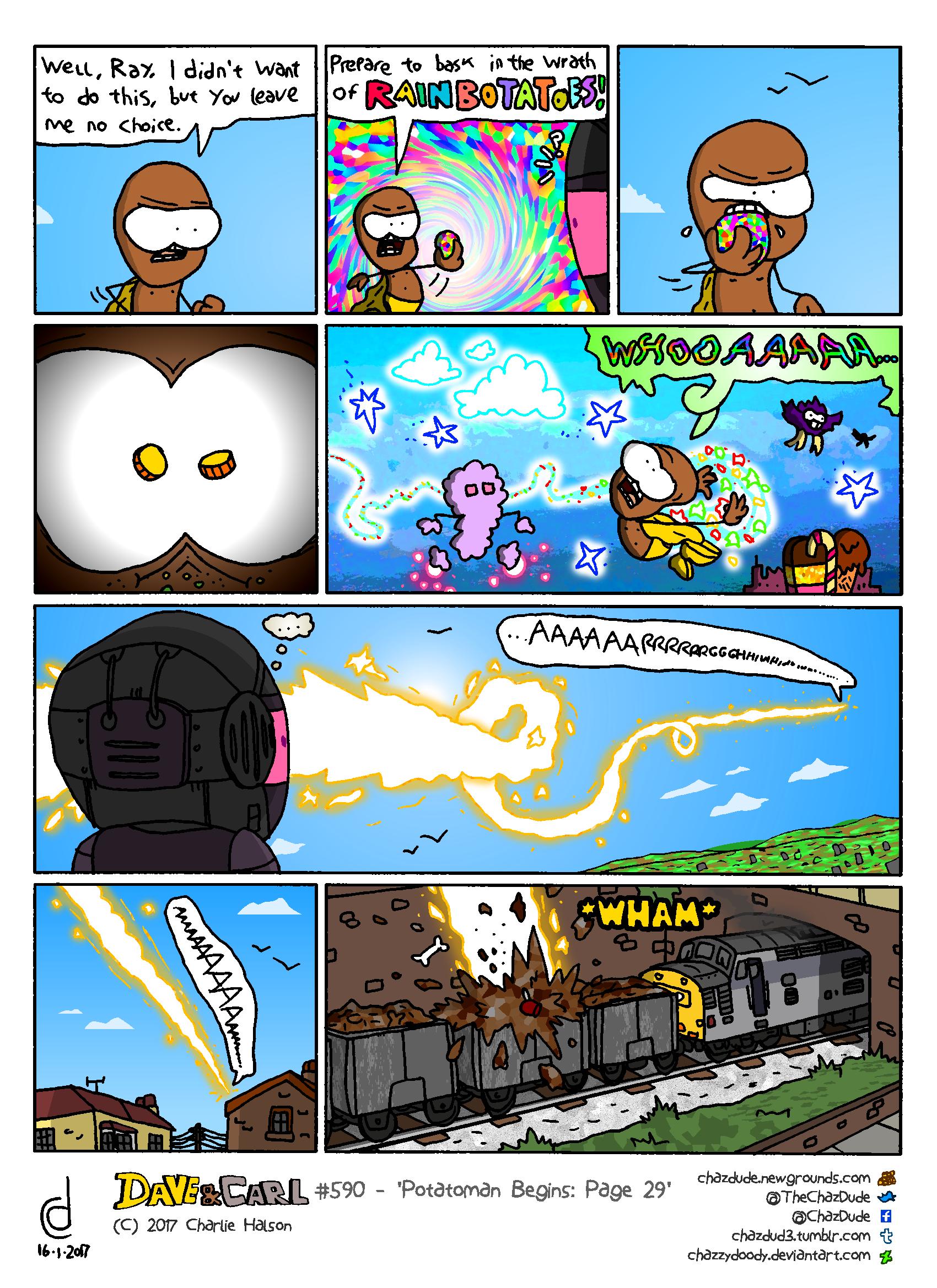 Potatoman Begins: Page 29