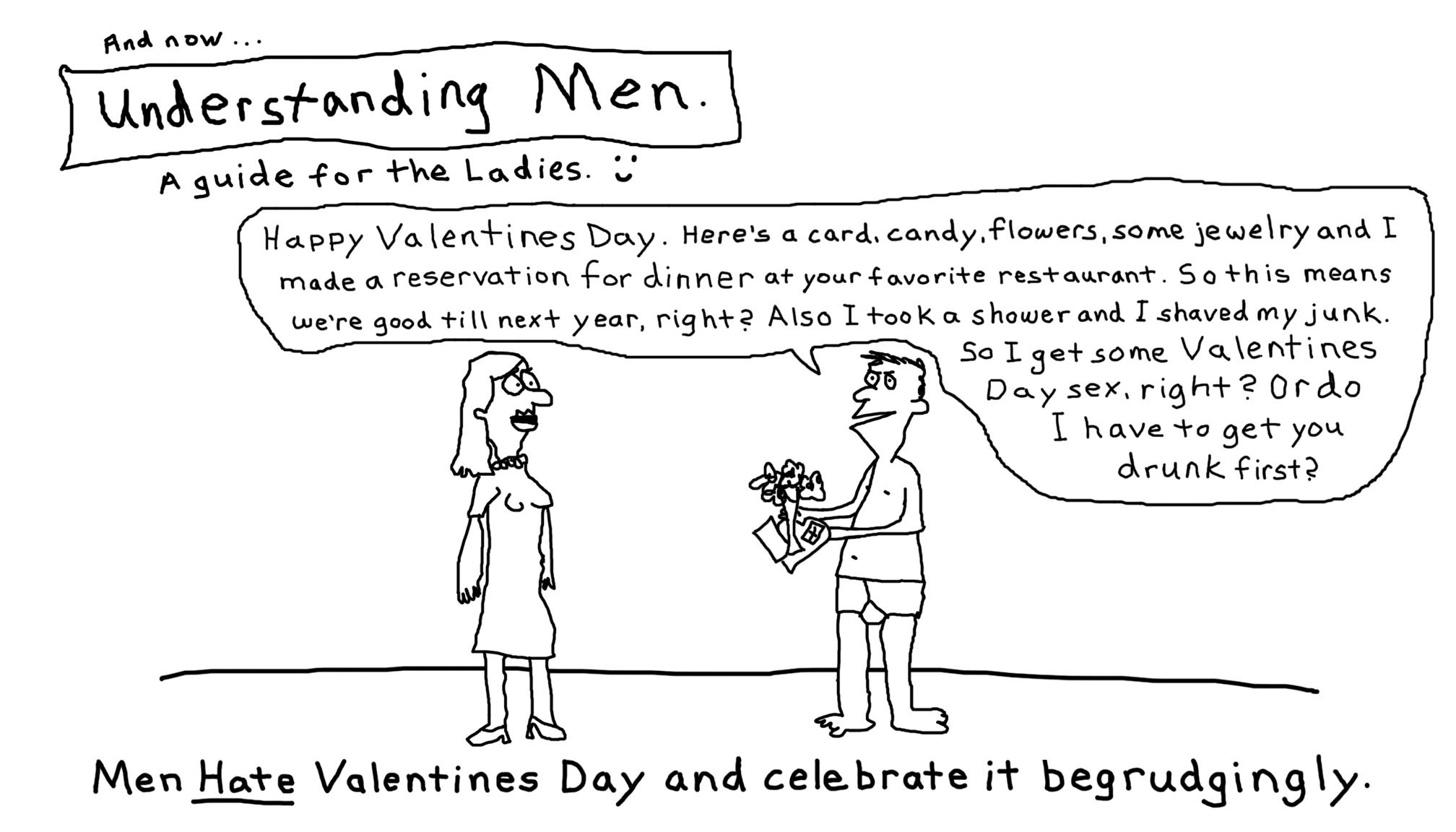 Understanding Men #6