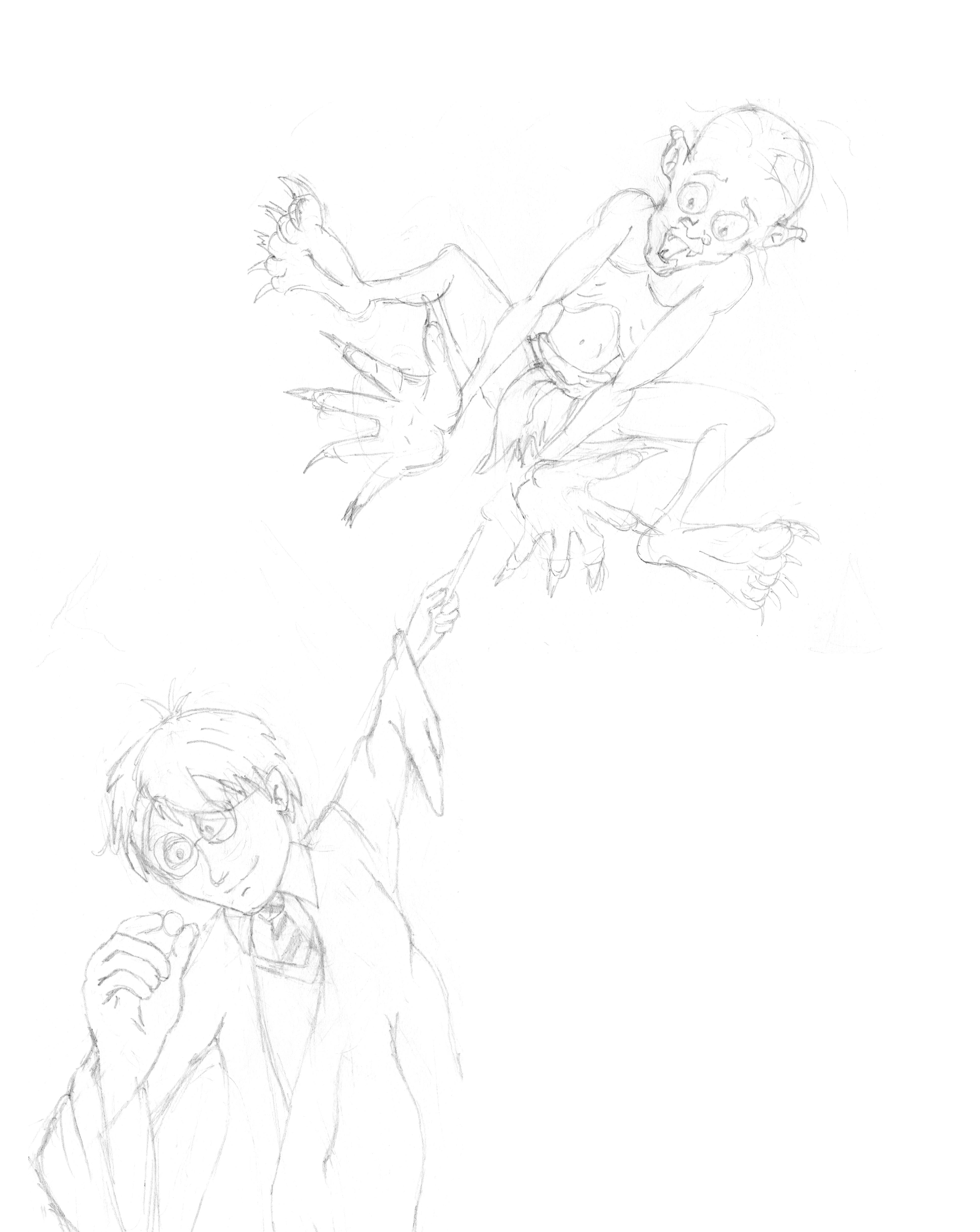 Give me the precious sketch