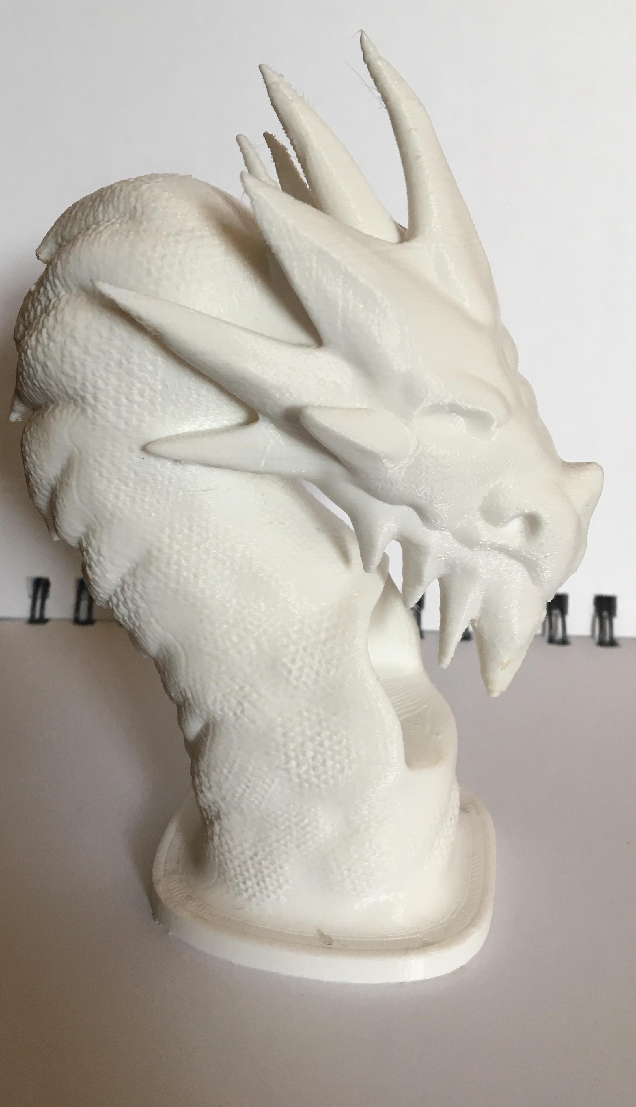 3D printed Dragon