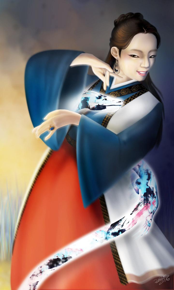 Dragon Dancer V