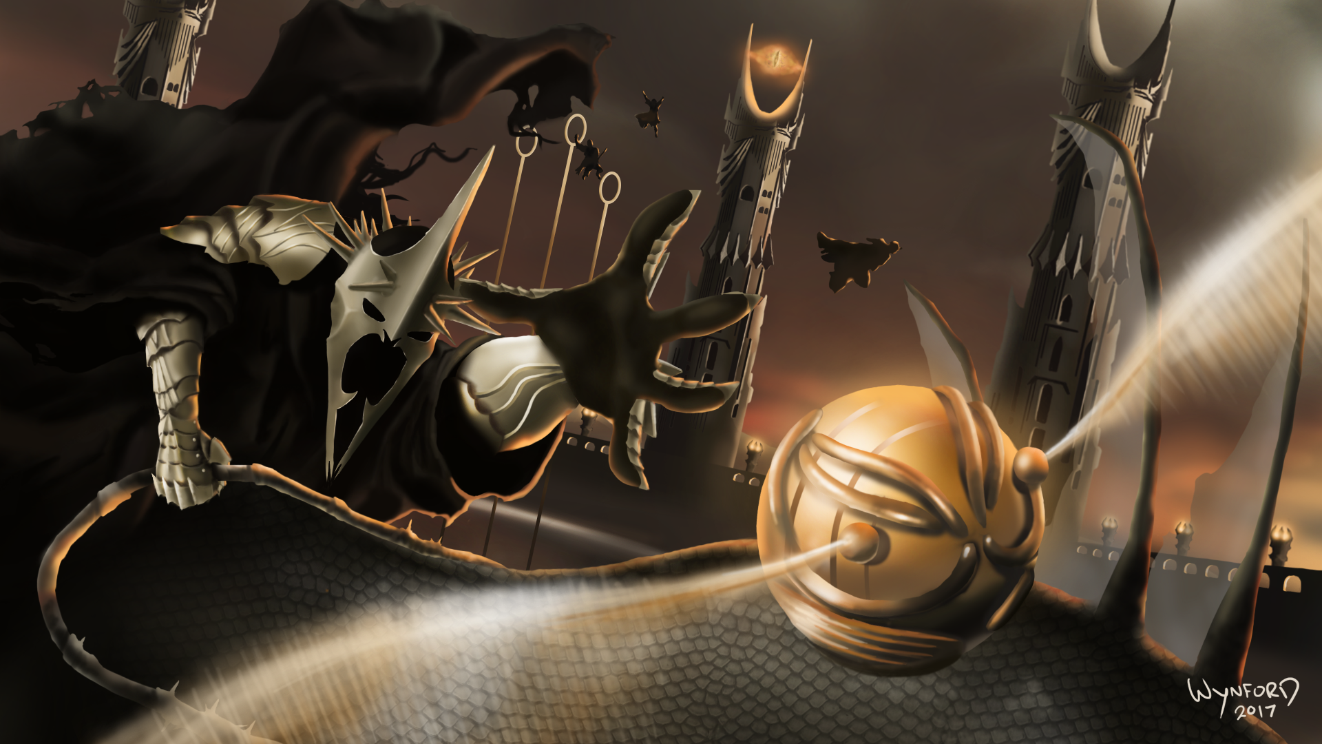 Witch King Seeker of Angmar
