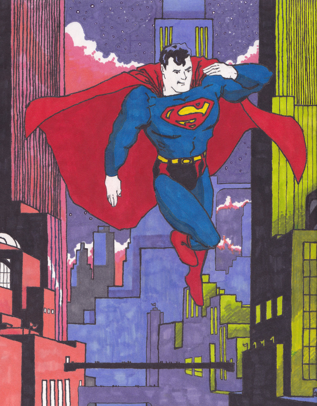 tim sale superman