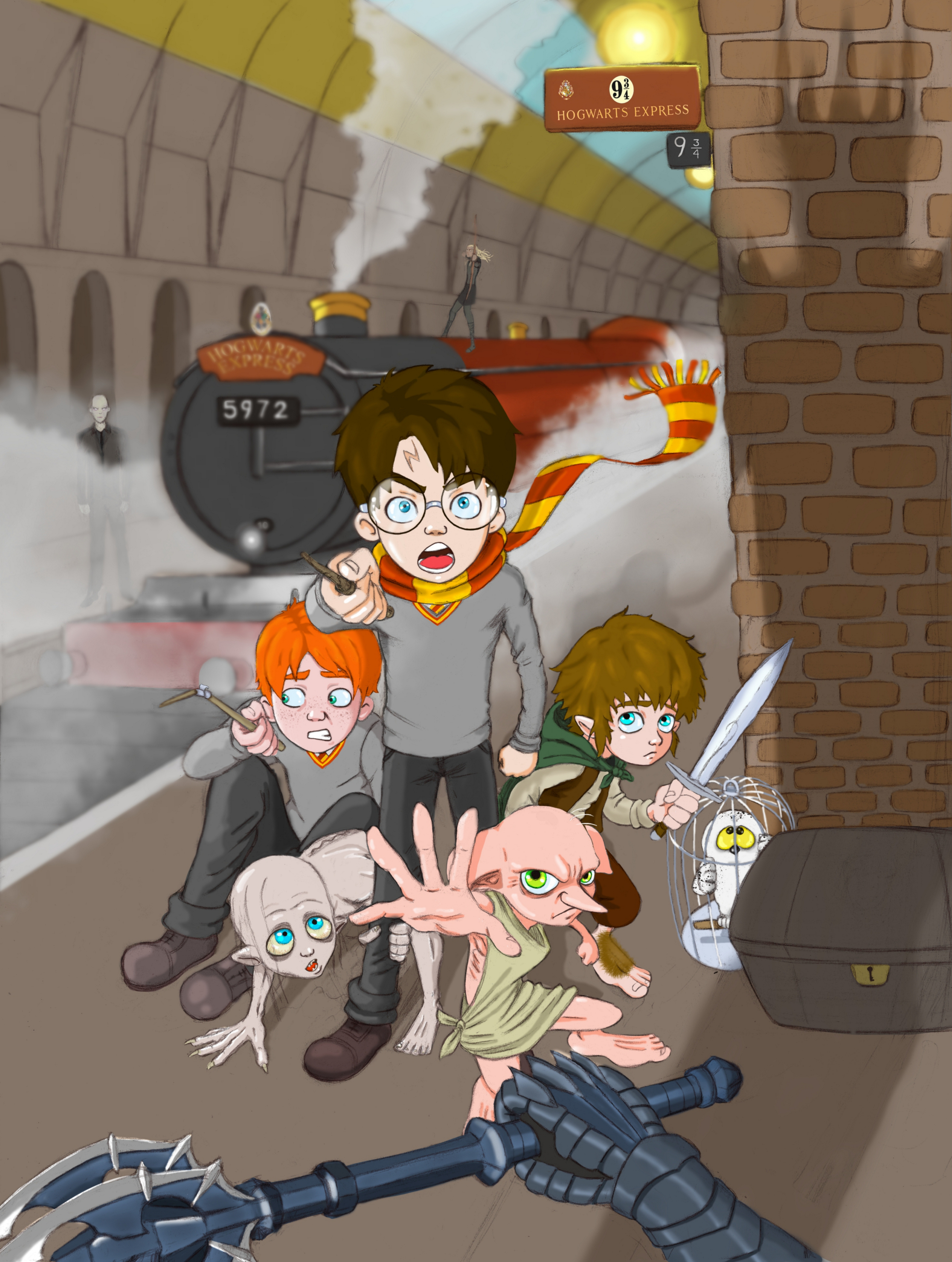 Lord of the Hogwarts