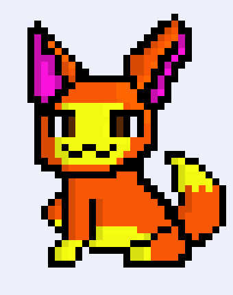 flame the fox legendtale