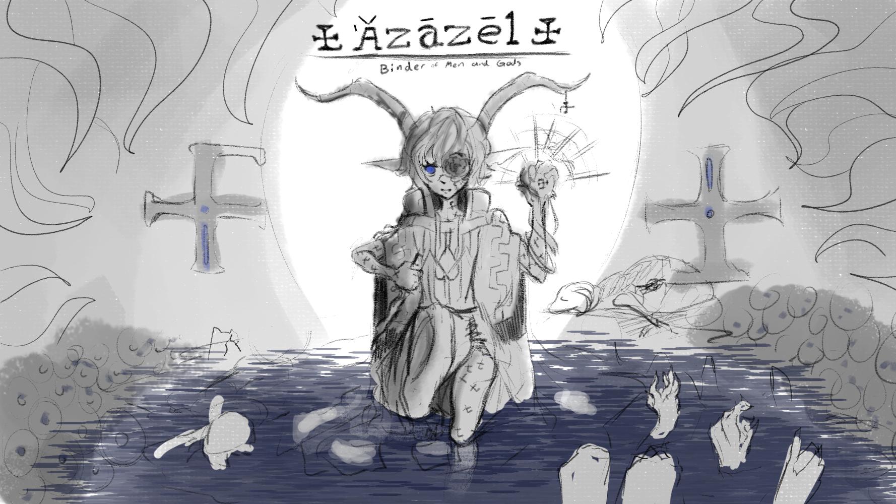 Azazel Sketch