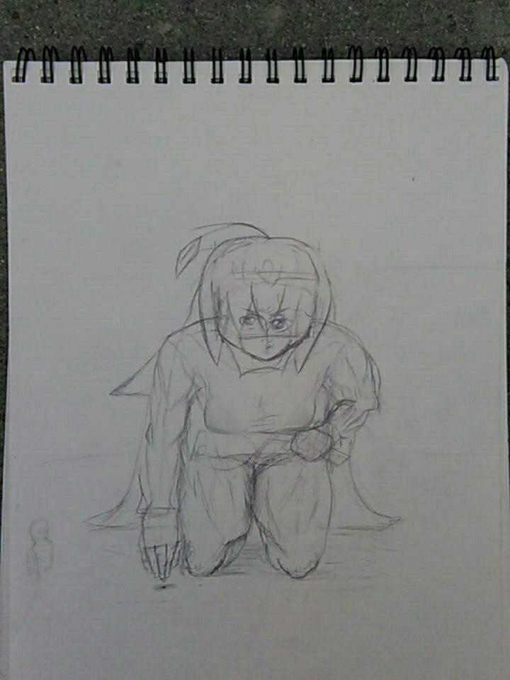 Beth sketch