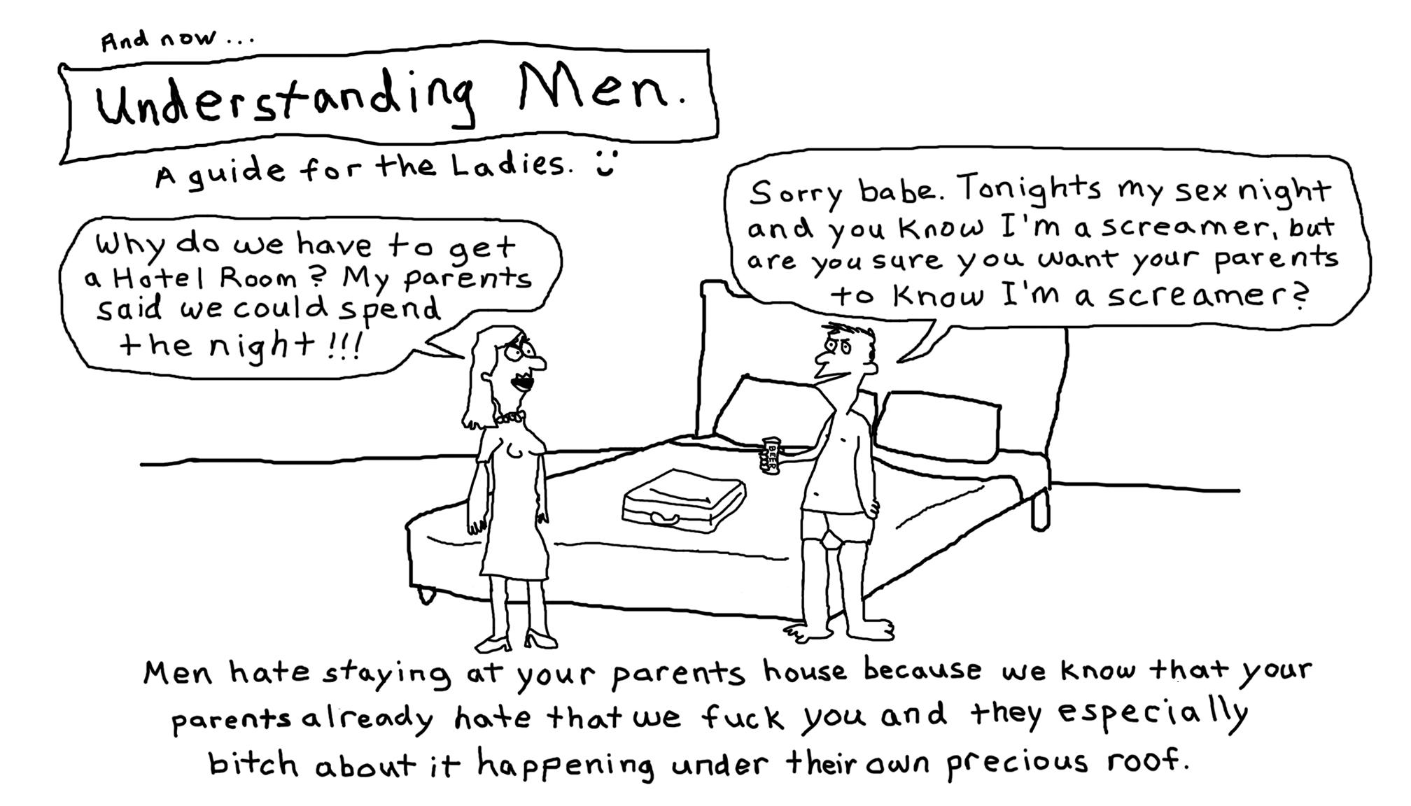 Understanding Men #7