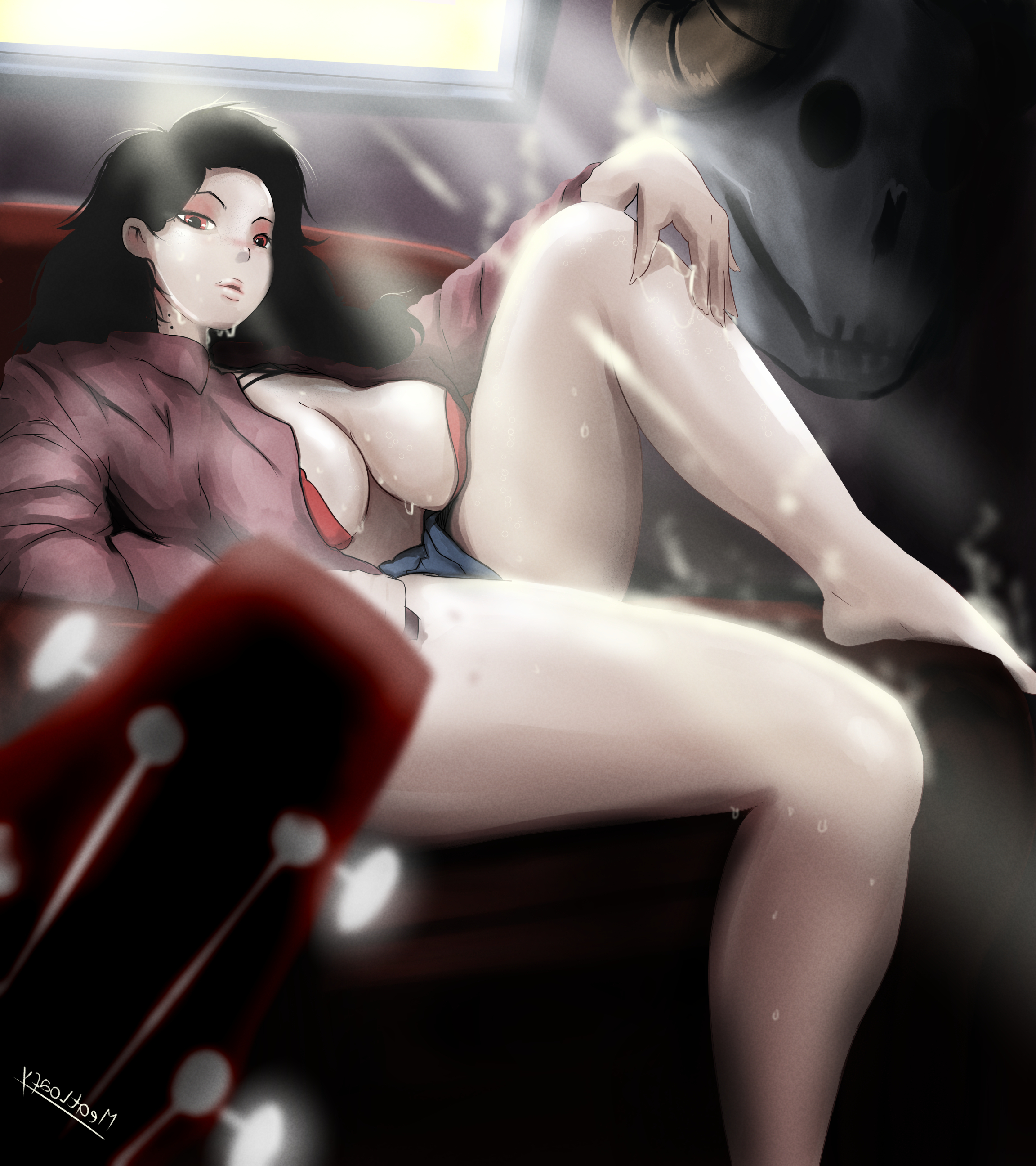 Sweaty Marceline