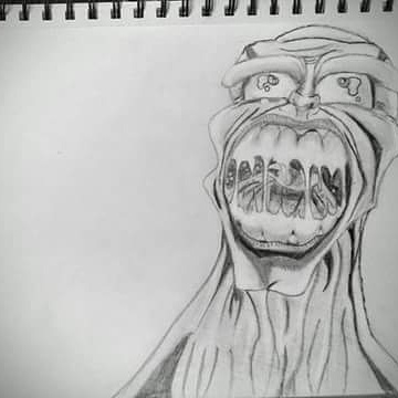 The Screaming Mask