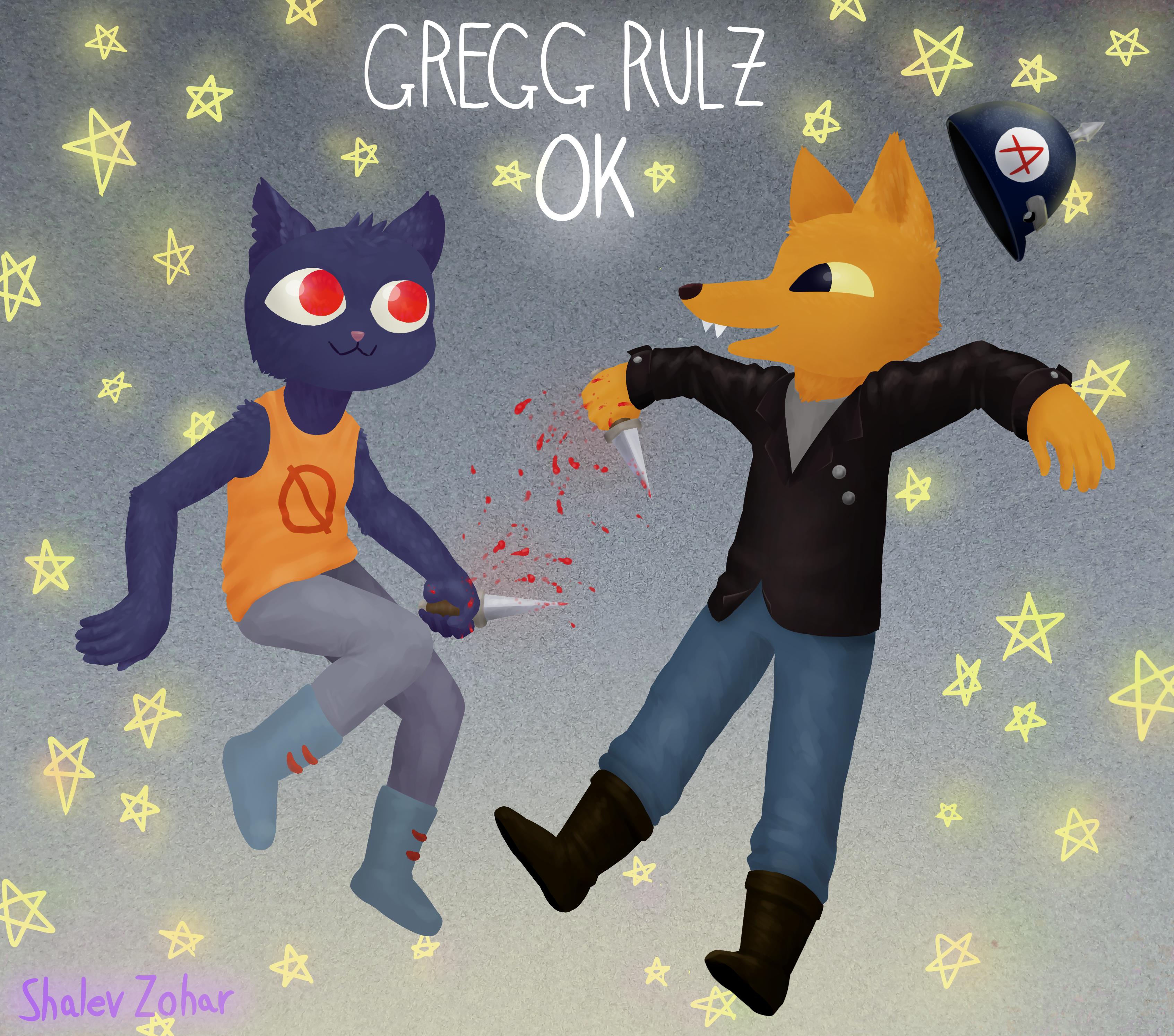 Gregg Rulz
