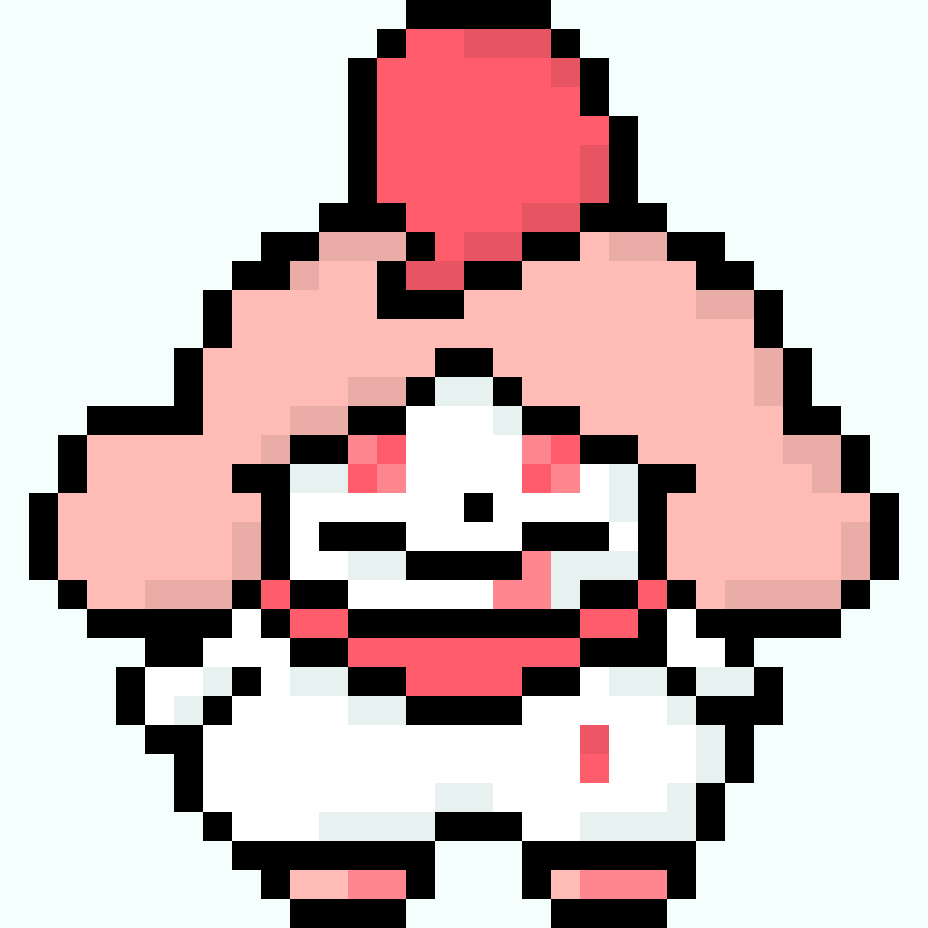 Slurpuff Pixelart