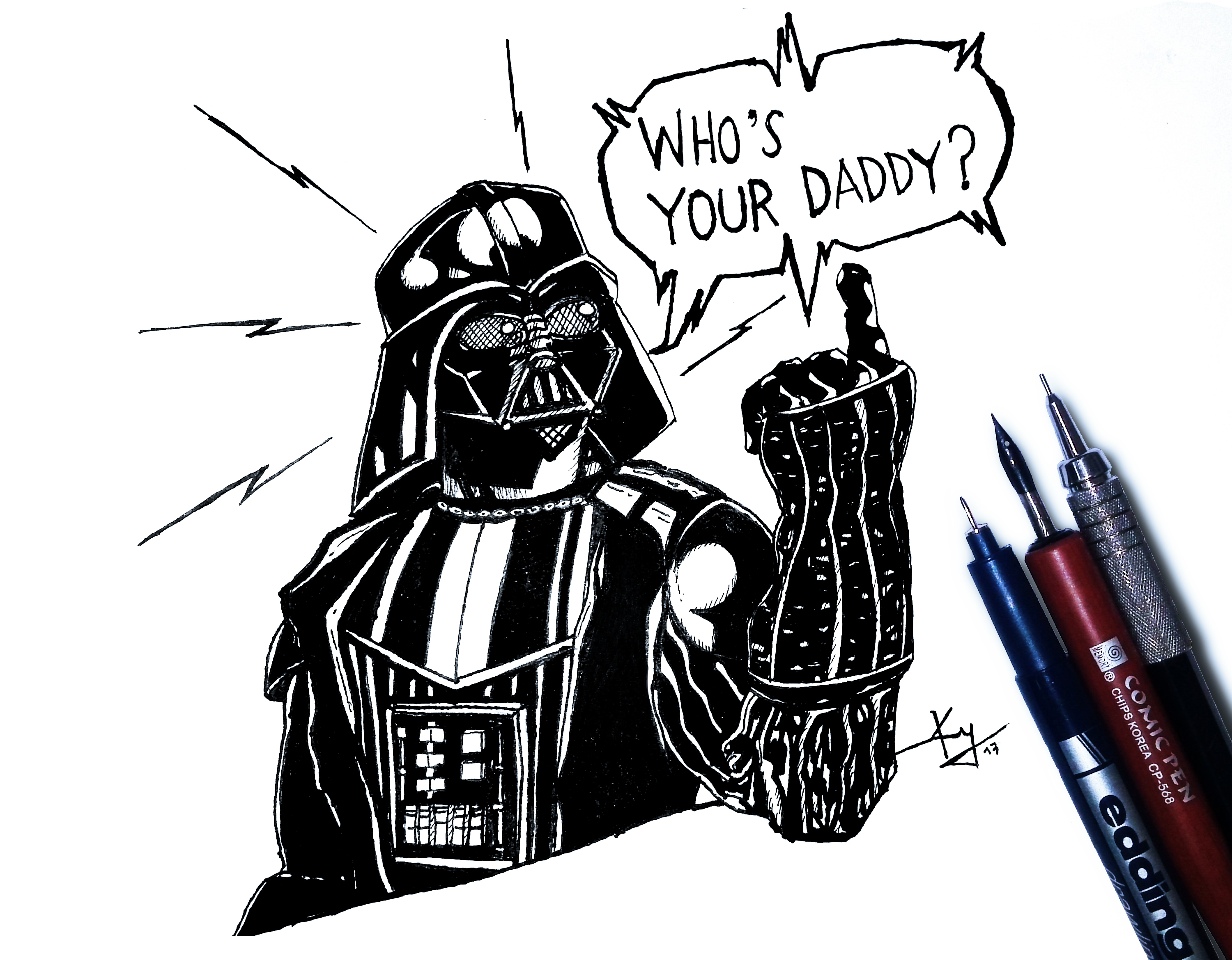 Who´s your daddy?