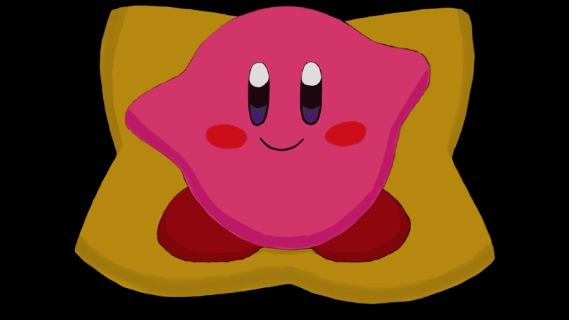 Kirby Drawing