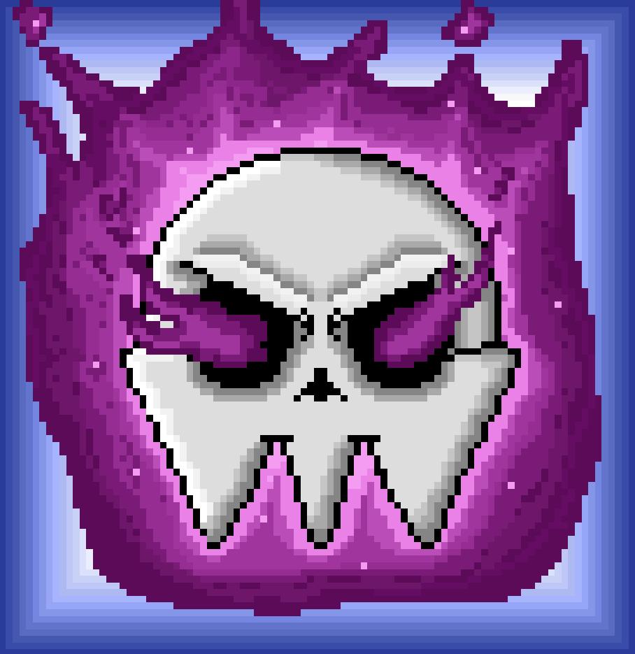 skull doood
