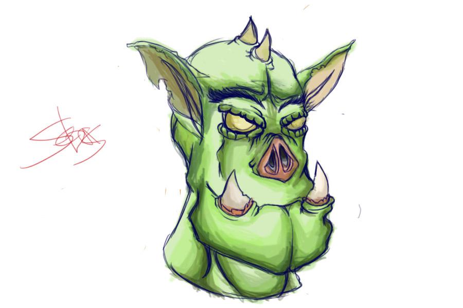 troll or demon
