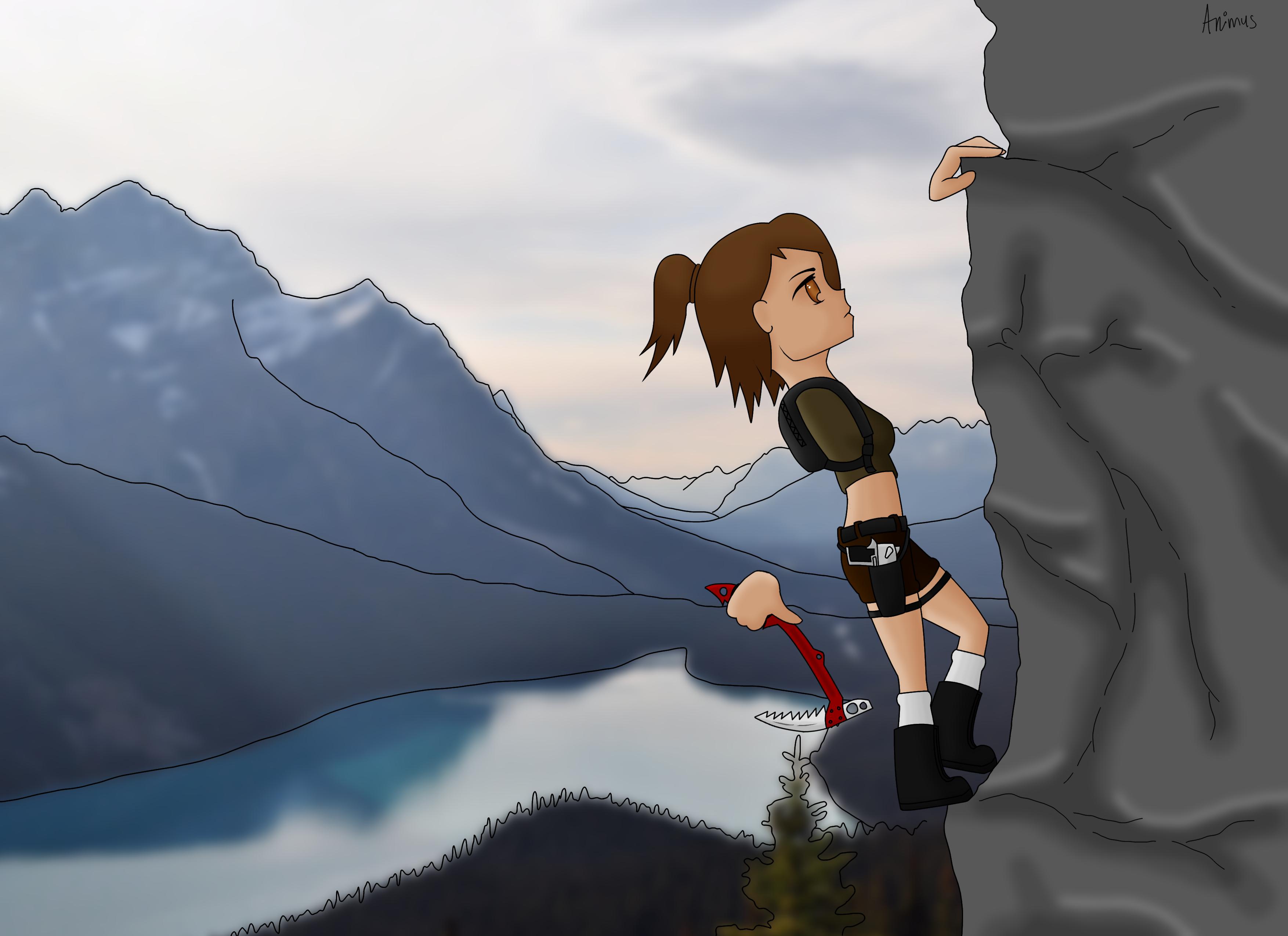 Lara Croft Legend