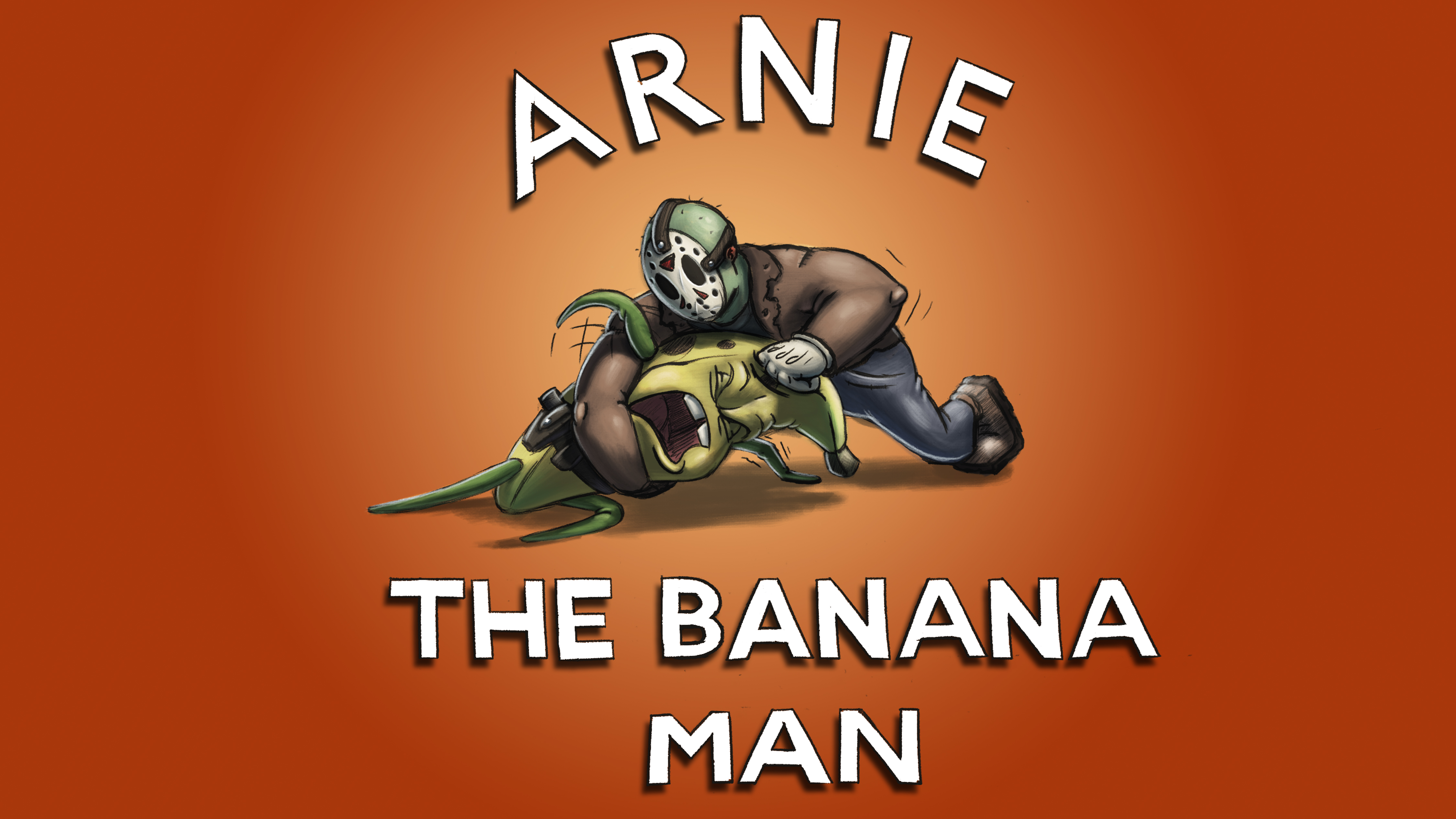 ARNIE THE BANANA MAN Thumbnail