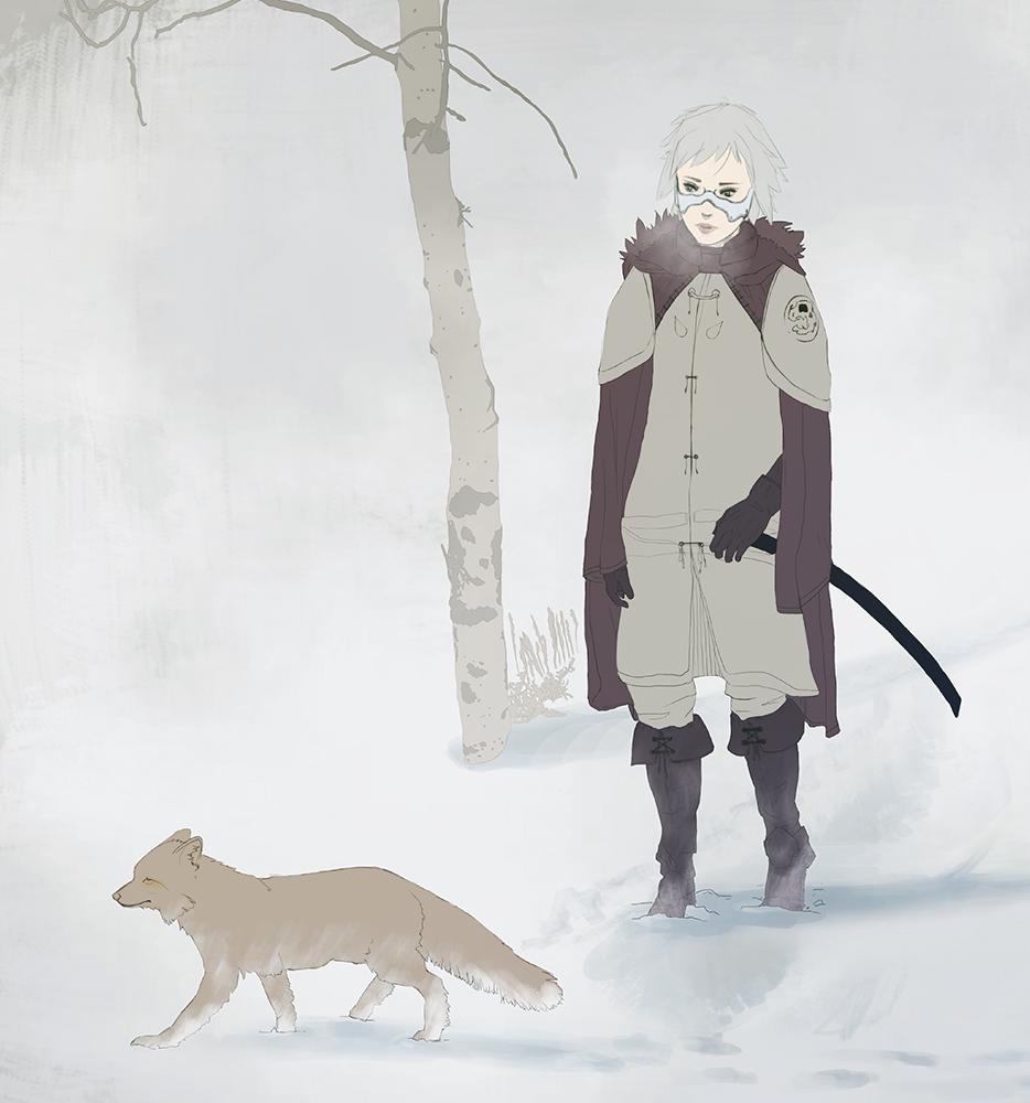 Small Furry Encounter