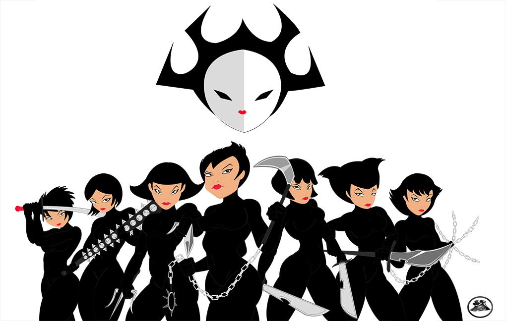 Daughters of Aku (Vector)