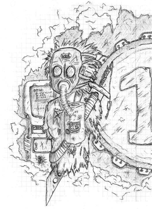 Wraith of Vault 1x