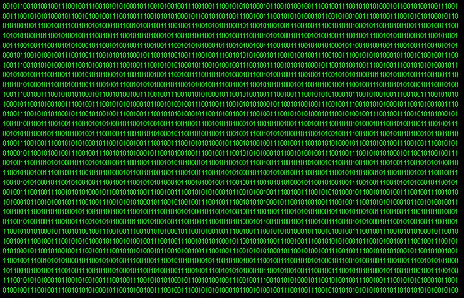 Matrix Code 1