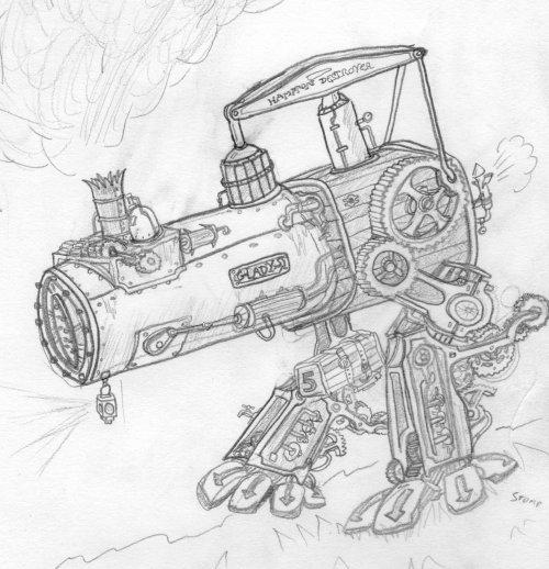 Hampton Destroyer IV