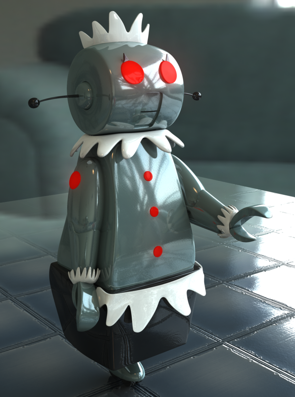 Robot jetson