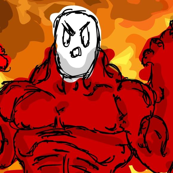Fire ShyGuy