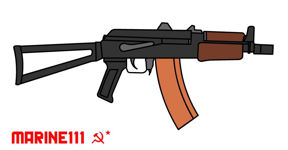 Ak-47U