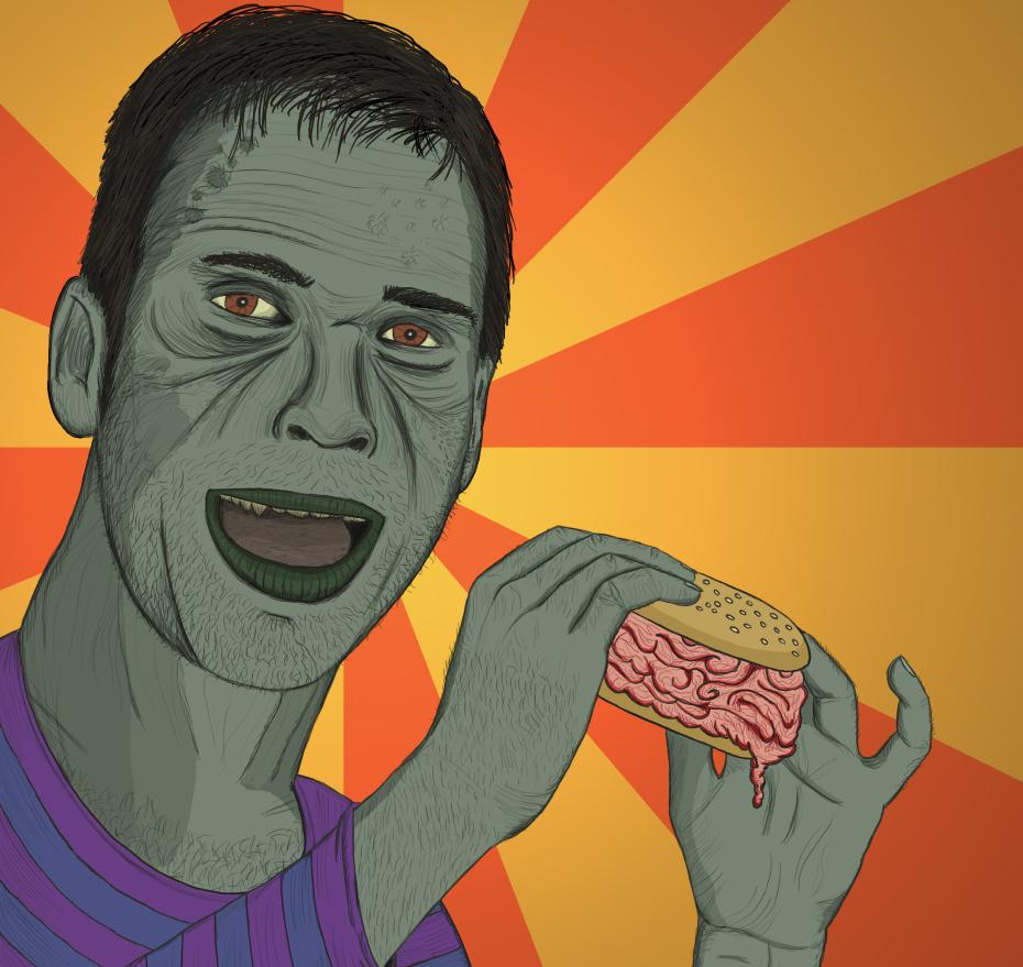 Zombie Steven