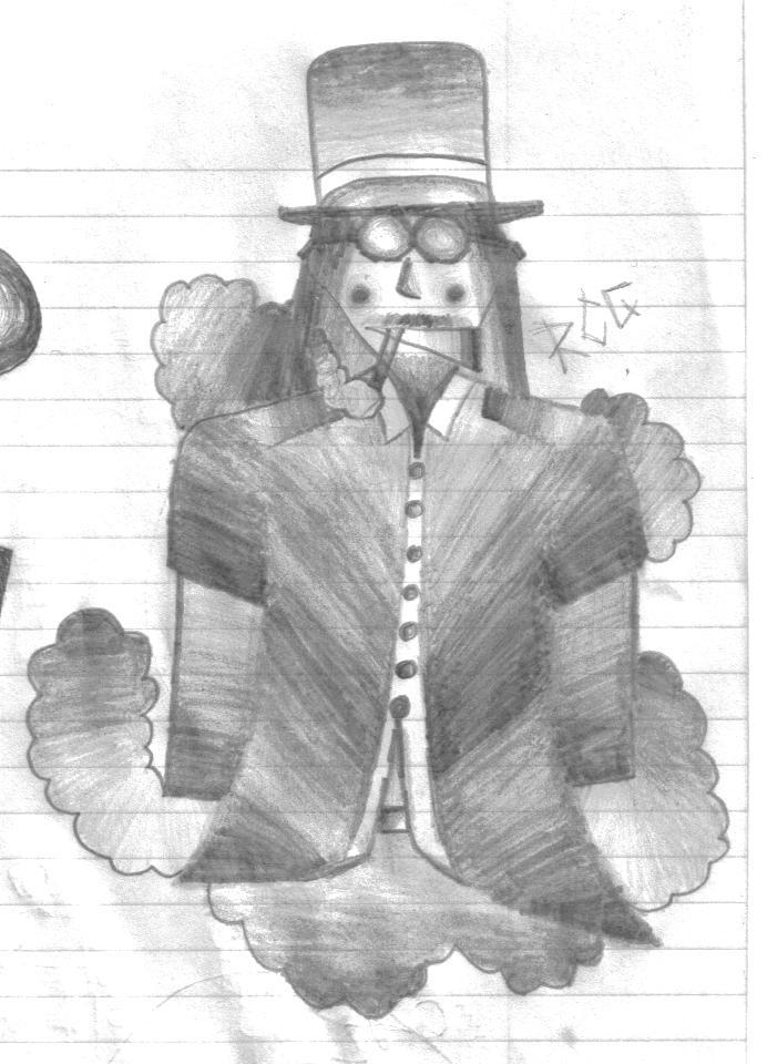The Smoker (Abstract)