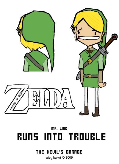 Link- Zelda