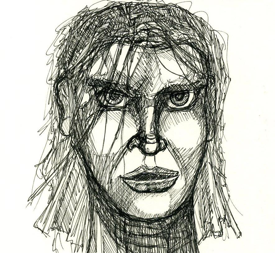 Sketchbook Face 01
