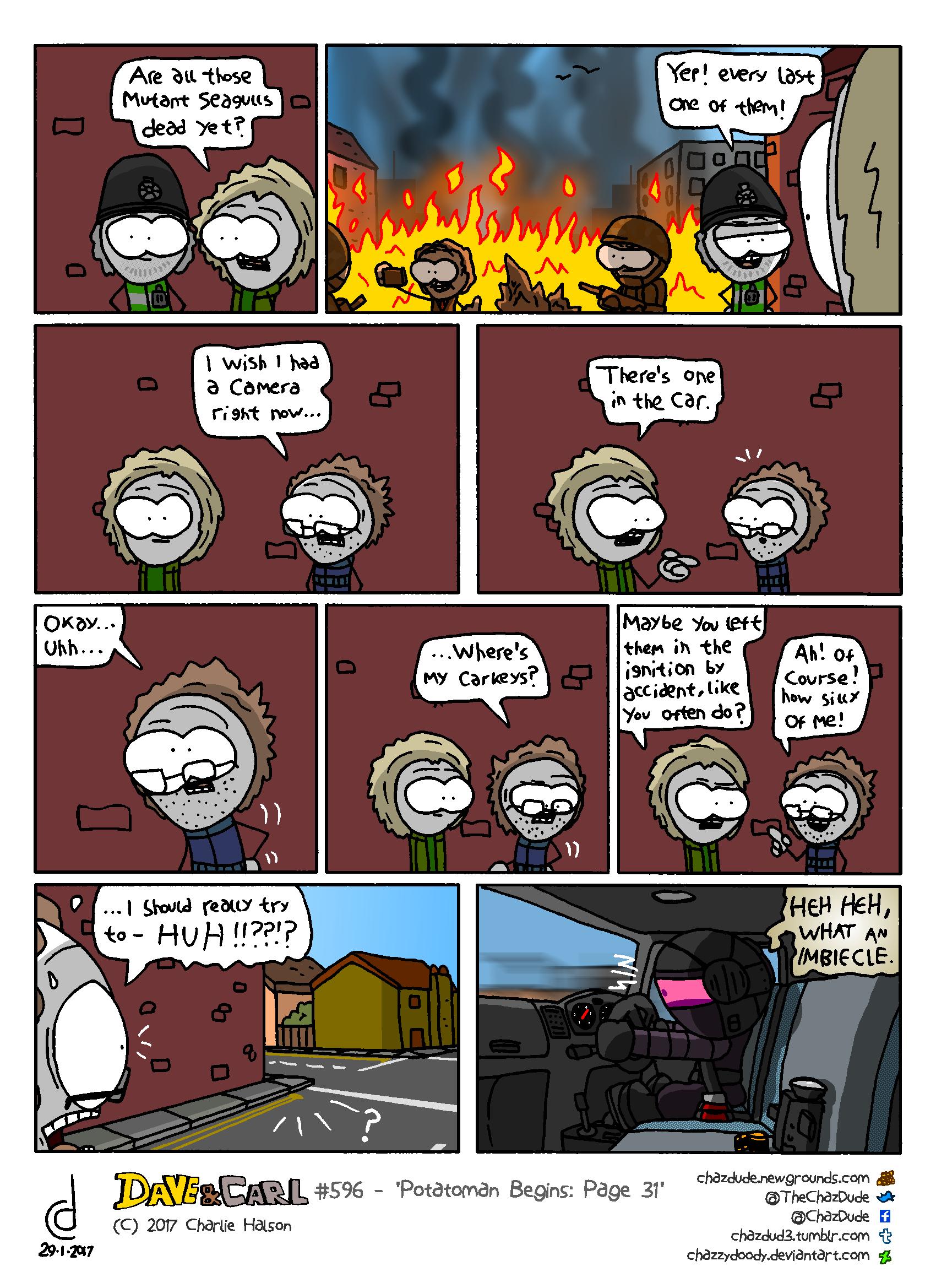 Potatoman Begins: Page 31