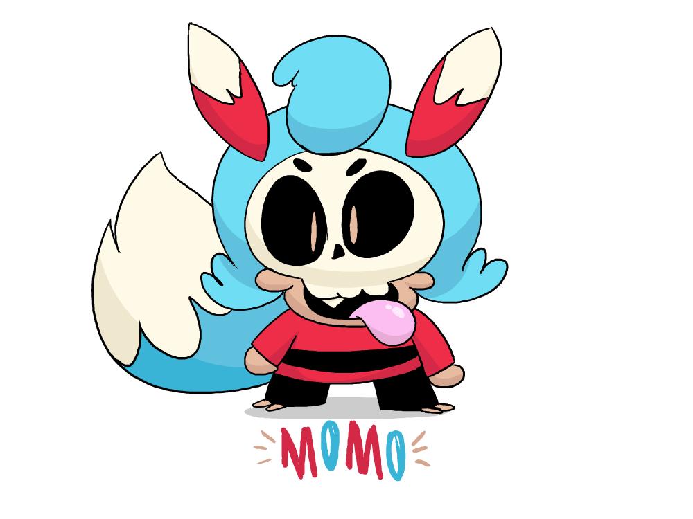 Momo from Kerfuffle