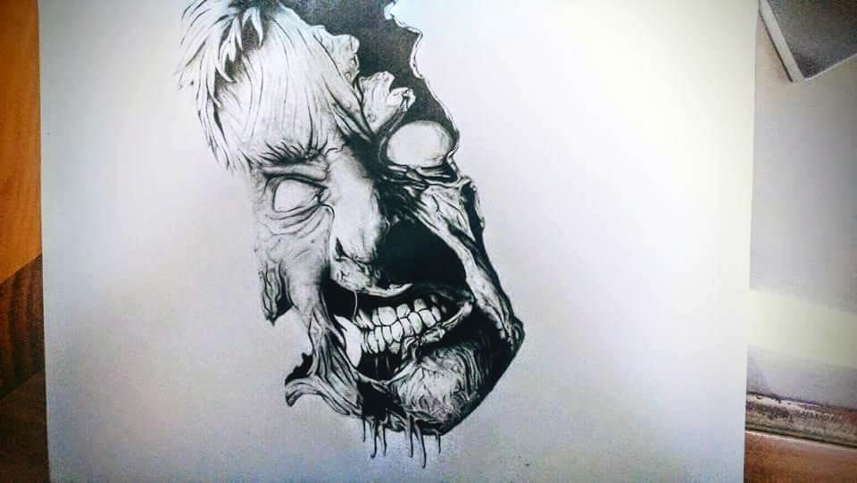 Realistic Draw [Zombie]