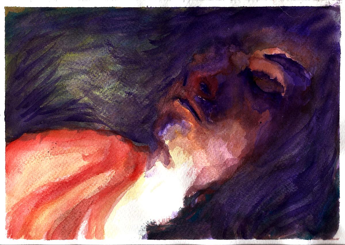 Dreaming Girl #1