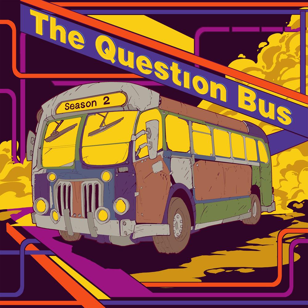 Keir Miron's Question Bus: Season 2