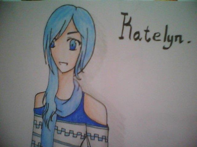 Katelyn-Sama!! (from Aphmau)