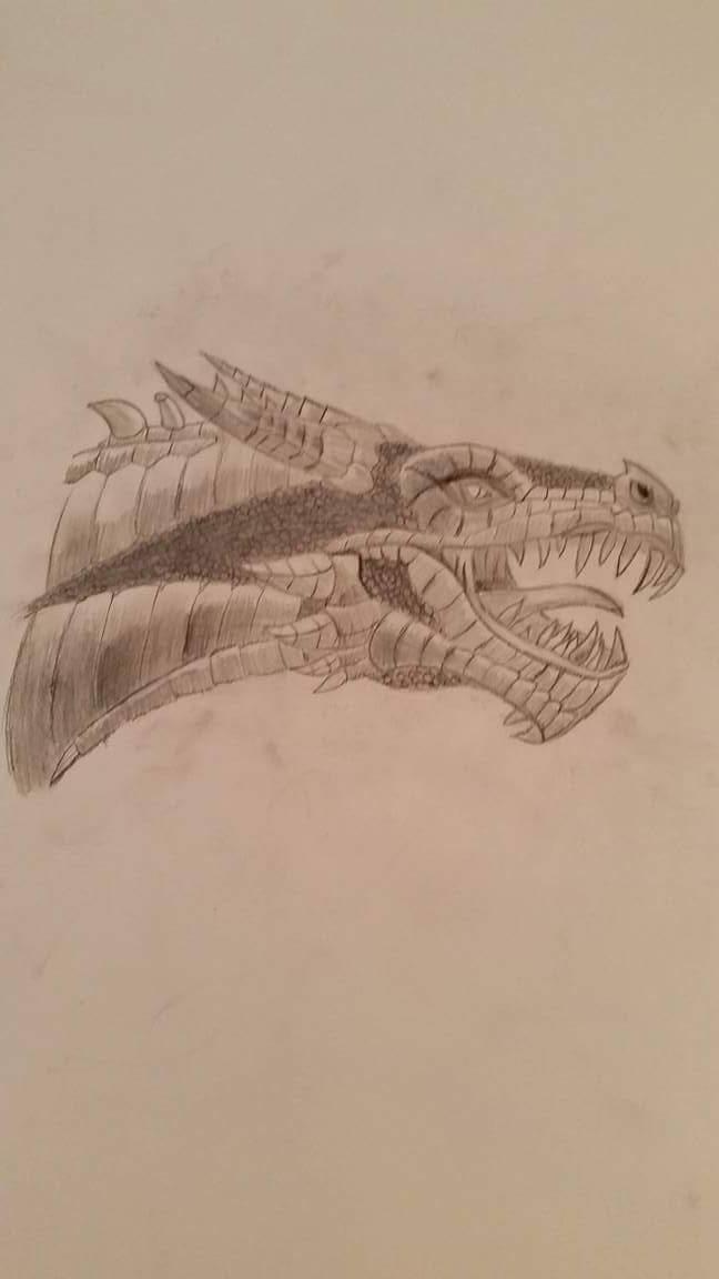 A good dragon