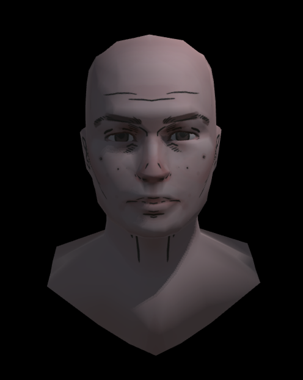 playing with blender3D