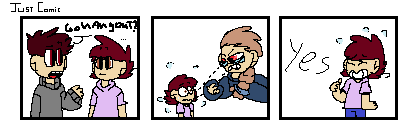 Just Comic #1