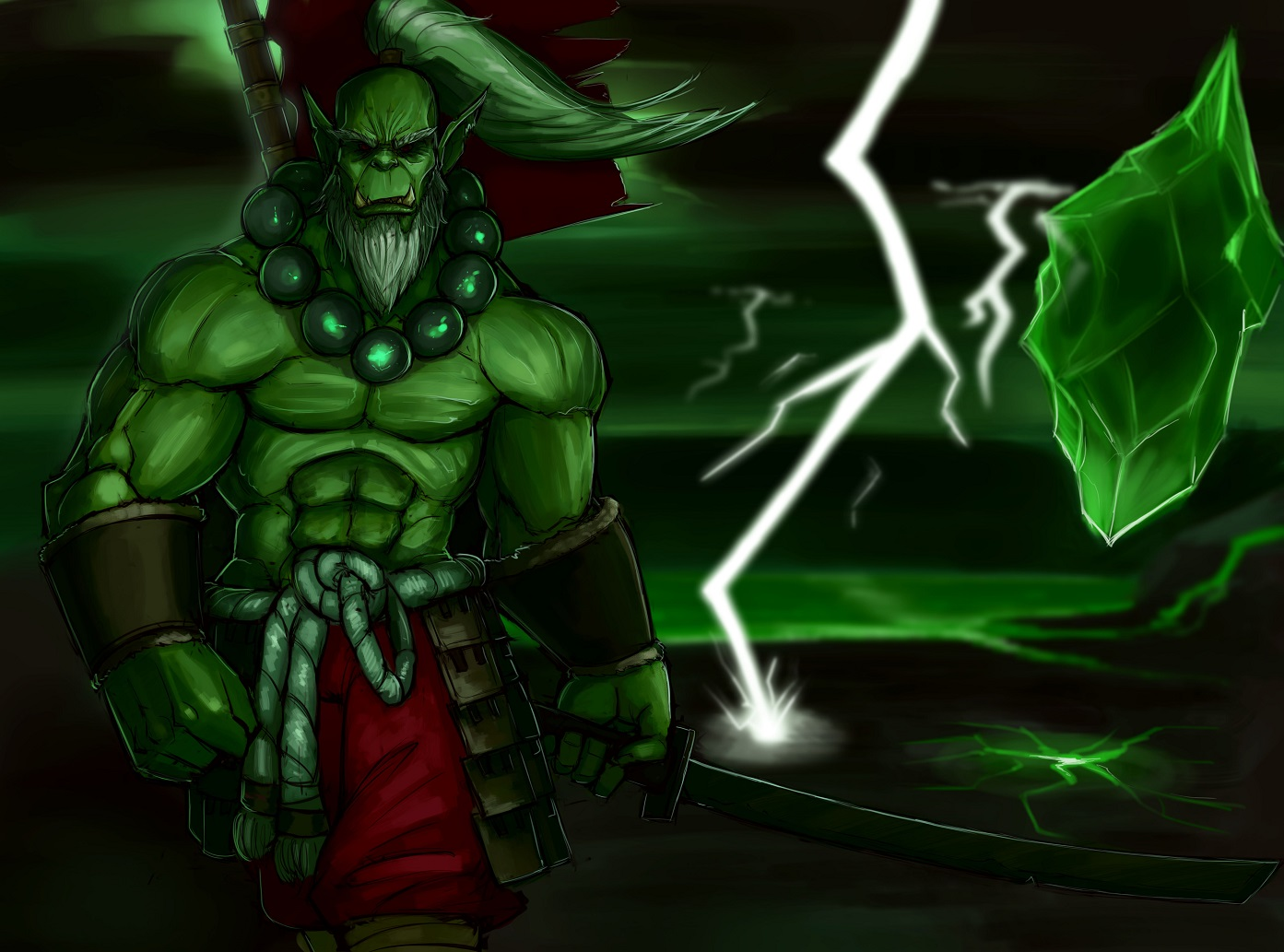 Blademaster Zedo