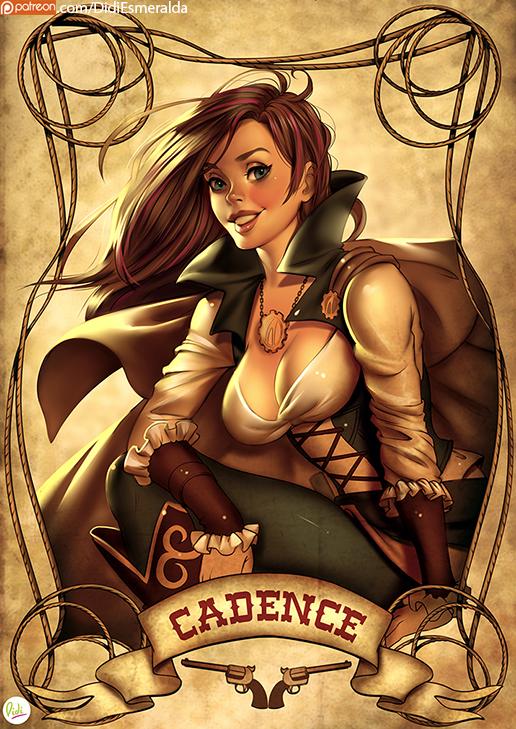Cadence Cowgirl